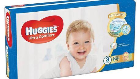 HUGGIES® Ultra Comfort Jumbo- 3 (56)