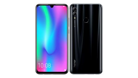 Mobilní telefon Honor 10 Lite černý (51093FEL)