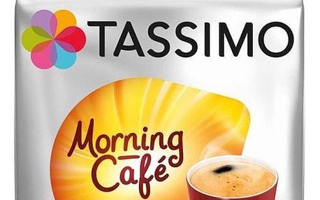 Kapsle pro espressa Tassimo Morning Café 124,8g