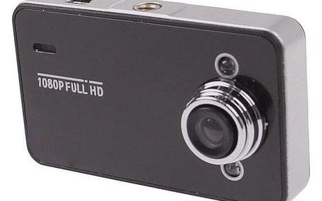 Kamera - černá skříňka do automobilu DVR HD