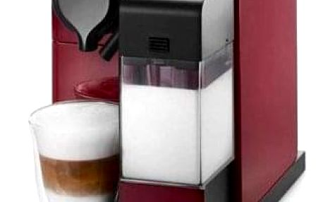 Kávovar NESPRESSO DeLonghi Lattissima Touch EN550R