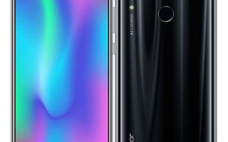 Mobilní telefon Honor 10 Lite (51093WLH) černý