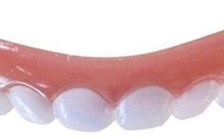 Silikonová zubní protéza KJN48