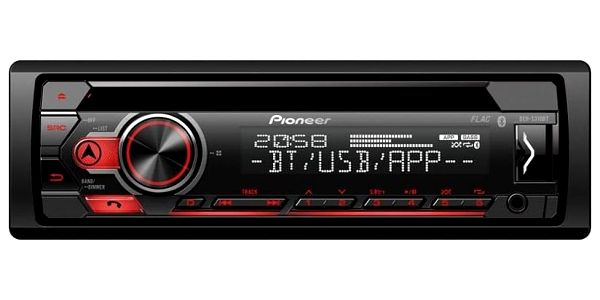 Autorádio s CD Pioneer DEH-S310BT černá2