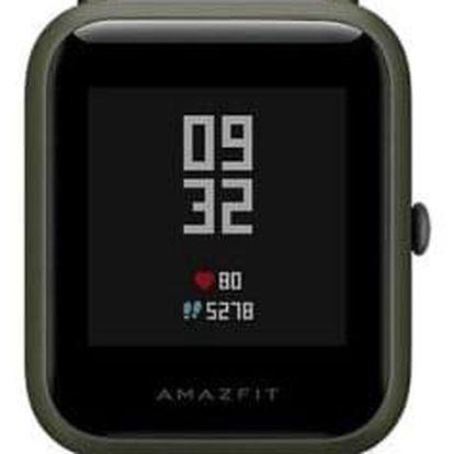 Chytré hodinky Xiaomi Amazfit Bip zelený (17168)