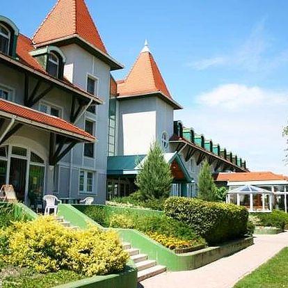 Thermal Hotel, Maďarsko, Termální lázně Maďarsko