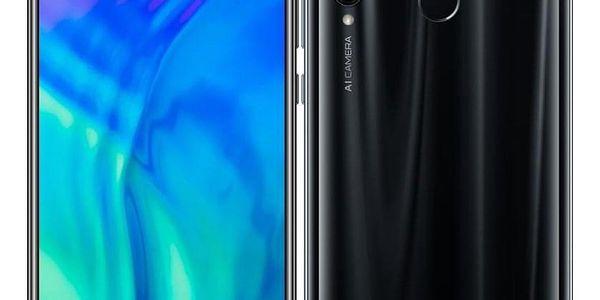 Mobilní telefon Honor 20 lite černý (51093SKU)2