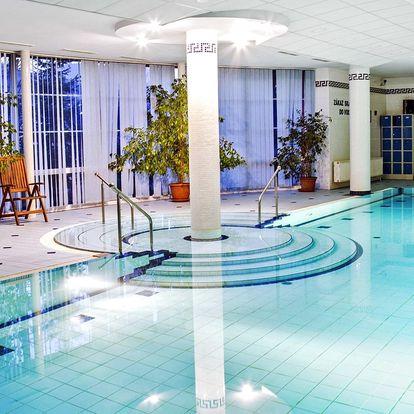 Léto v Beskydech s polopenzí, bazénem i saunou