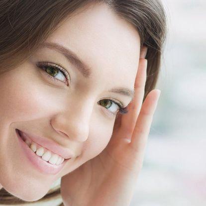 Krásná pleť: kosmetické ošetření i mezoterapie