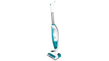 Vysavač tyčový Concept Perfect Clean VP4200 bílý/tyrkysový