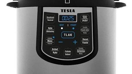 Multifunkční tlakový hrnec Tesla EliteCook K50, 7v1