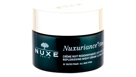 NUXE Nuxuriance Ultra Replenishing Cream 50 ml noční krém pro všechny typy pleti pro ženy