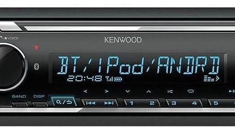 KENWOOD KMM-BT305 černé