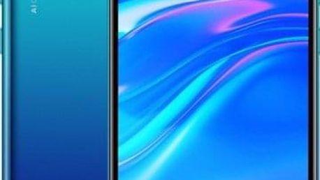 Mobilní telefon Huawei Y7 2019 3GB/32GB, modrá + Antivir ESET
