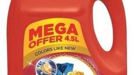 Woolite Extra Color tekutý prací prostředek 4,5 l
