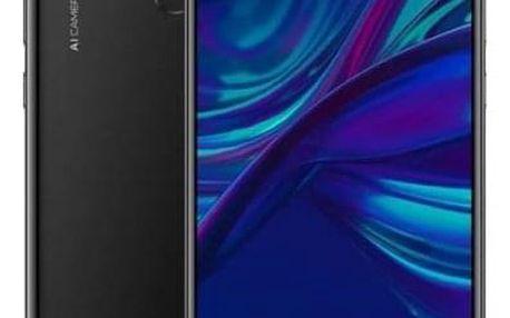 Mobilní telefon Huawei PSMART 2019 3GB/64GB, černá + Antivir ESET