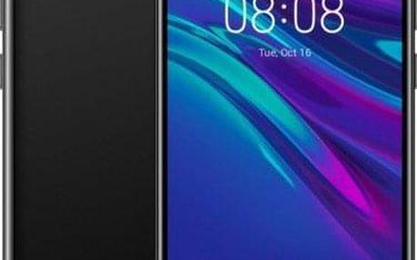 Mobilní telefon Huawei Y6 2019 DS 2GB/32GB, černá