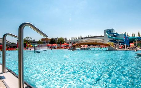 Odpočiňte si v Aquaparku Trnava s wellness