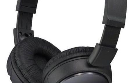 Sluchátka Sony MDRZX110B.AE černá (MDRZX110B.AE)