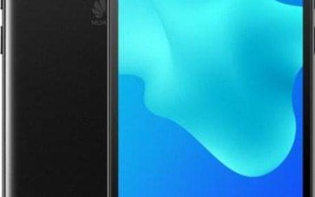 Mobilní telefon Huawei Y5 2018 DS 2GB/16GB, černá