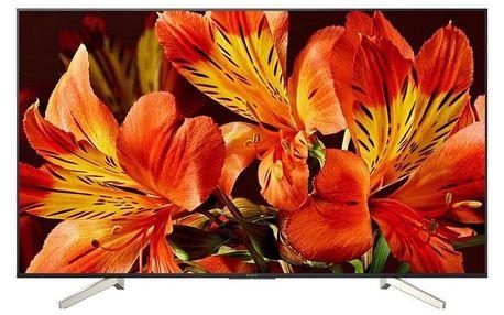 """Smart televize Sony Bravia KD55XF8505 (2018) / 55"""" (139 cm)"""