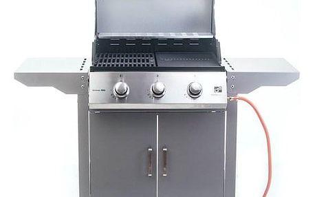 Gril zahradní plynový G21 Oklahoma, BBQ Premium Line