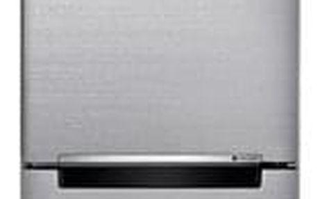 Kombinovaná lednice s mrazákem dole Samsung RB33J3415SS, A++