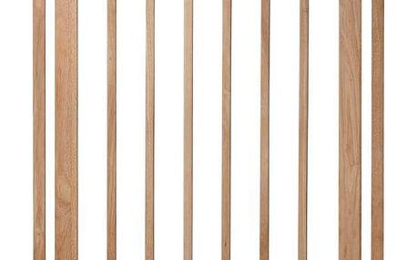 SAFETY 1ST Zábrana do dveří, přírodní - dřevo