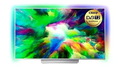 """Smart televize Philips 55PUS7803 (2018) / 55"""" (139 cm)"""