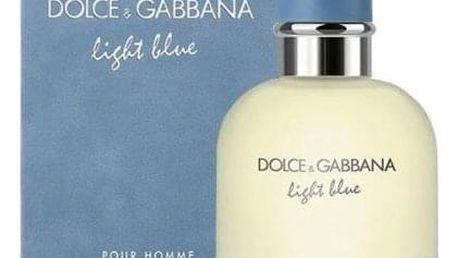 Dolce&Gabbana Light Blue Pour Homme 75 ml toaletní voda pro muže