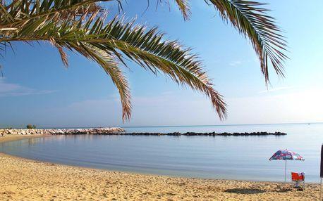 Týden v mobilhomu na italské Palmové riviéře