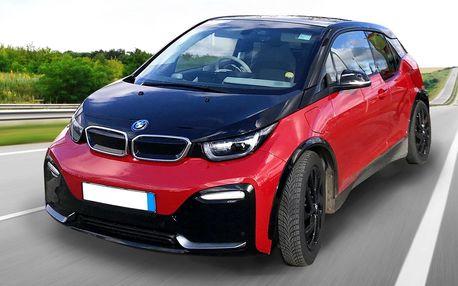 20–120 min. jízdy v elektromobilu BMW i3