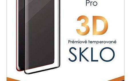 Ochranné sklo TGM 3D pro Huawei P30 Pro černé (TGM3DHUAP30PBK)