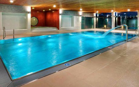Olomoucká pohoda: polopenze, wellness i bazén