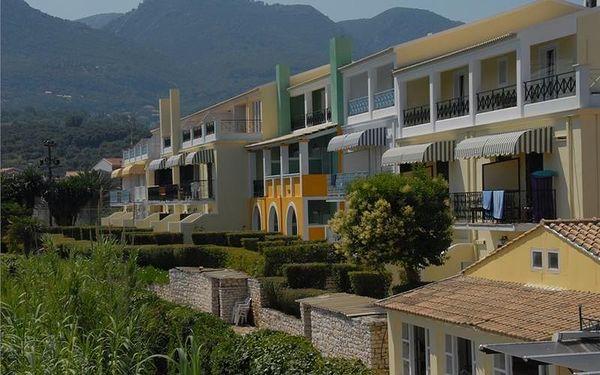 Řecko - Korfu na 8 dní, all inclusive nebo polopenze s dopravou letecky z Prahy