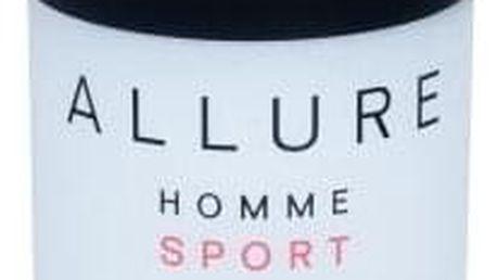 Chanel Allure Homme Sport 75 ml deodorant deostick pro muže