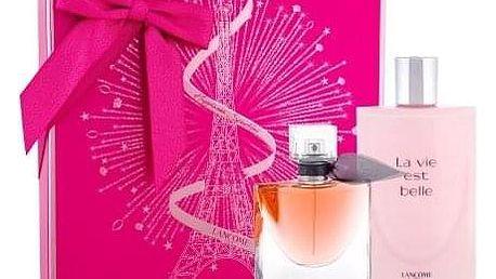 Lancôme La Vie Est Belle dárková kazeta pro ženy parfémovaná voda 50 ml + tělové mléko 200 ml
