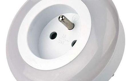 EMOS do zásuvky, 3 x LED bílé (1456000070)