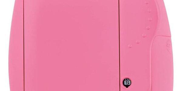Digitální fotoaparát Fujifilm Instax mini 9 + pouzdro růžový3