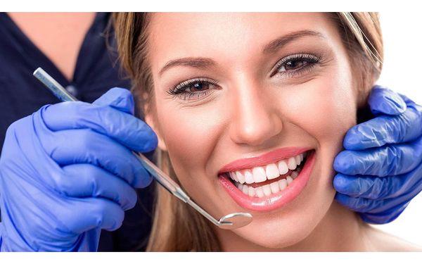 Kompletní dentalní hygiena pro dospělé i děti