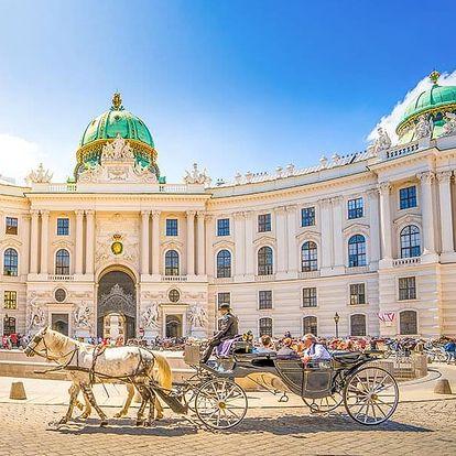 Vídeň v hotelu u oblíbeného Danube Island se snídaní a zážitkem + 1 dítě do 11,9 zdarma, termíny přes léto
