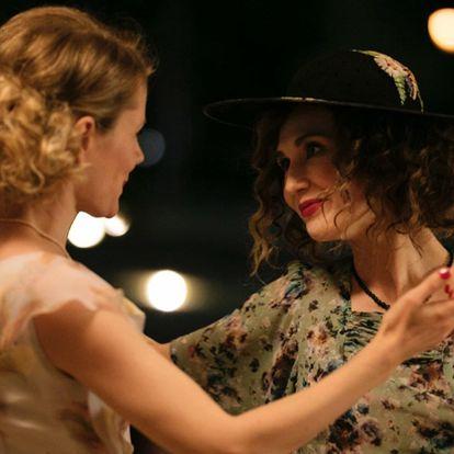 Dvě vstupenky do Lucerny na film Skleněný pokoj