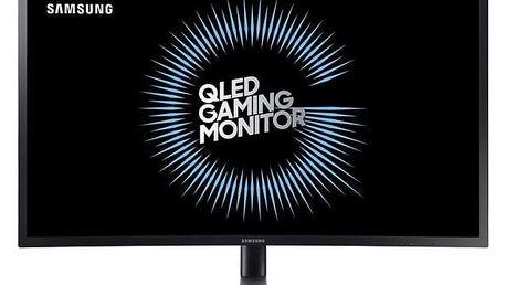 Monitor Samsung C32HG70 černý (LC32HG70QQUXEN)