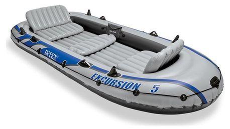 Intex   Nafukovací člun Intex Excursion 5 Set   11630165