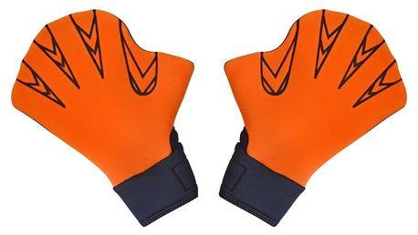 Marimex | Plavecké rukavice na aquaerobic - velikost L | 11630218