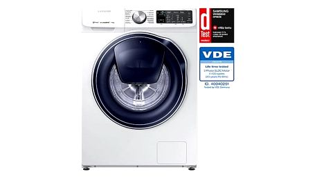 Pračka s předním plněním Samsung WW90M649OPM, A+++-40%, 9 kg