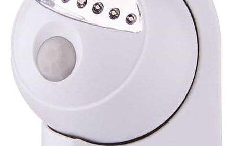 EMOS na baterie, 5 x LED s PIR čidlem bílé (1440053210)