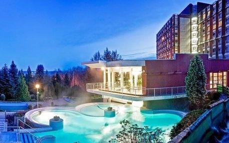 Hévíz v Health Spa Hotelu Aqua **** s all inclusive a neomezeným wellness