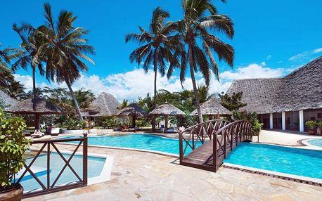 Tanzanie - Zanzibar letecky na 8-10 dnů