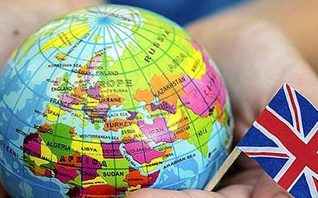 Online kurz cizího jazyka včetně certifikátu. Angličtina, němčina nebo francouzština.